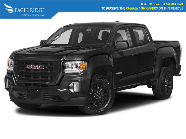 2021 GMC Canyon Elevation (Stk: 18045A) in Coquitlam - Image 1 of 11
