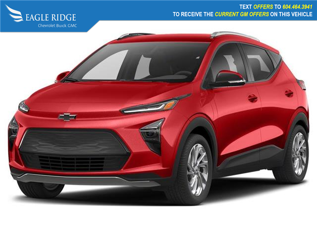 2022 Chevrolet Bolt EUV LT (Stk: 22301A) in Coquitlam - Image 1 of 5