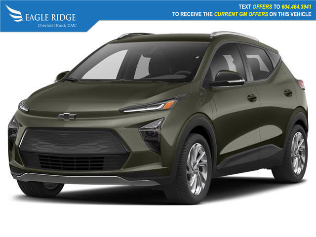 2022 Chevrolet Bolt EUV LT (Stk: 22303A) in Coquitlam - Image 1 of 5