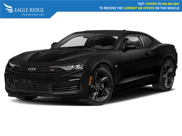 2022 Chevrolet Camaro 2SS (Stk: 23000A) in Coquitlam - Image 1 of 11