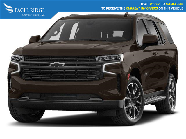 2021 Chevrolet Tahoe RST (Stk: 17634A) in Coquitlam - Image 1 of 5