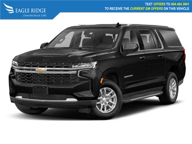2021 Chevrolet Suburban RST (Stk: 17207A) in Coquitlam - Image 1 of 10