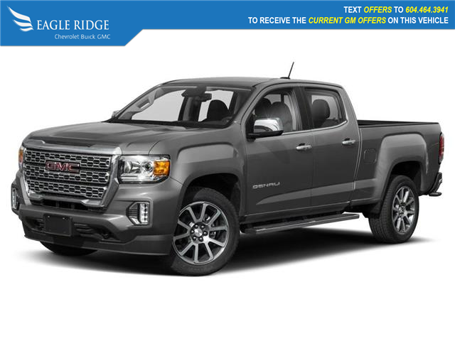 2022 GMC Canyon Denali (Stk: 28000A) in Coquitlam - Image 1 of 11