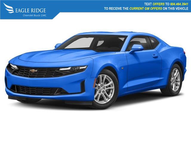 2022 Chevrolet Camaro 1LT (Stk: 23001A) in Coquitlam - Image 1 of 11