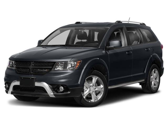 2017 Dodge Journey Crossroad (Stk: I21571) in Thunder Bay - Image 1 of 9