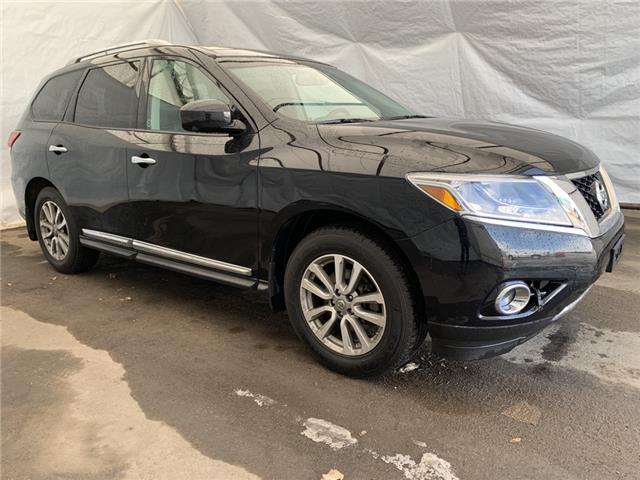 2015 Nissan Pathfinder SL (Stk: IU2252) in Thunder Bay - Image 1 of 29