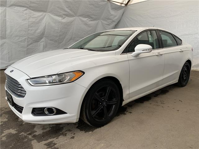 2016 Ford Fusion SE (Stk: I22551) in Thunder Bay - Image 1 of 3