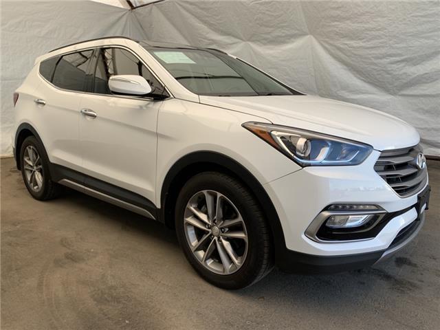 2018 Hyundai Santa Fe Sport 2.0T SE (Stk: IU2327) in Thunder Bay - Image 1 of 27