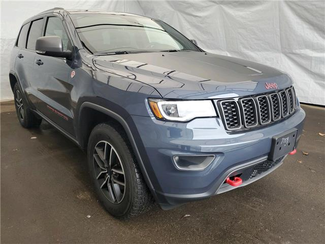 2020 Jeep Grand Cherokee Trailhawk (Stk: U2123) in Thunder Bay - Image 1 of 15