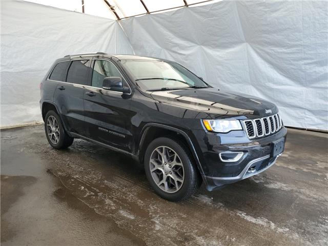 2018 Jeep Grand Cherokee Limited (Stk: U2224) in Thunder Bay - Image 1 of 12