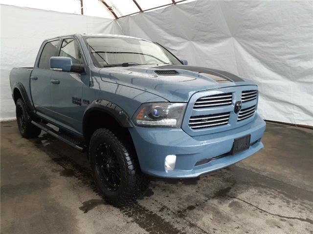 2015 RAM 1500 Sport (Stk: 2111541) in Thunder Bay - Image 1 of 16