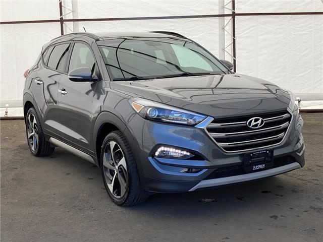 2017 Hyundai Tucson SE (Stk: 17527A) in Thunder Bay - Image 1 of 19