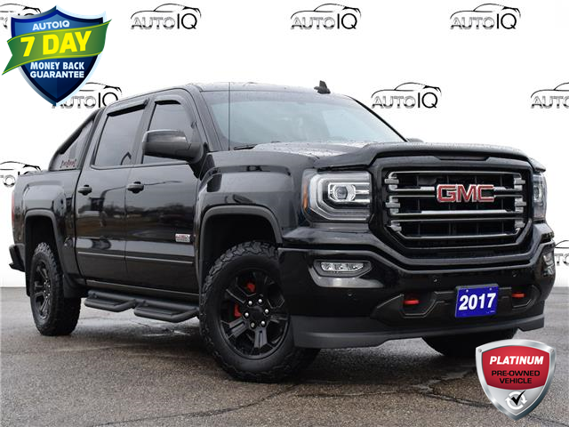 2017 GMC Sierra 1500 SLT (Stk: 21G182A) in Tillsonburg - Image 1 of 28