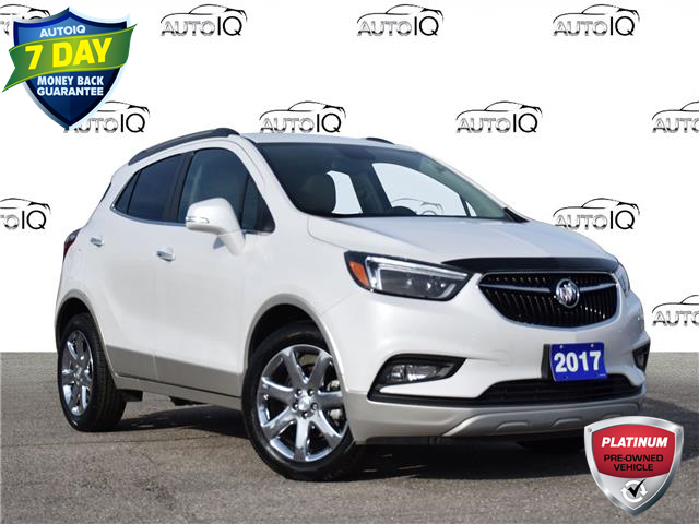2017 Buick Encore Essence (Stk: U-2277) in Tillsonburg - Image 1 of 27