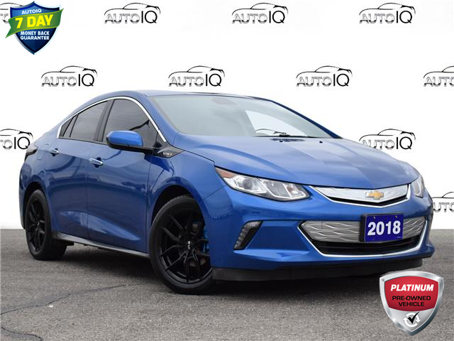 2018 Chevrolet Volt LT (Stk: U-2282) in Tillsonburg - Image 1 of 27