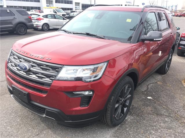 2018 Ford Explorer XLT (Stk: 1814390) in Ottawa - Image 1 of 1