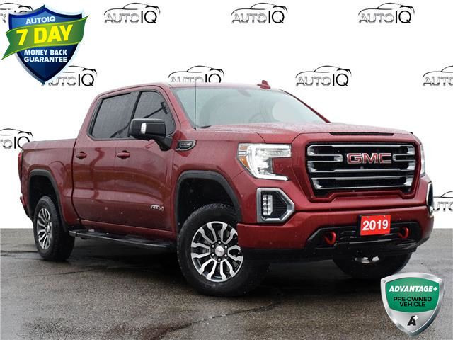 2019 GMC Sierra 1500 AT4 (Stk: 21G230AX) in Tillsonburg - Image 1 of 27