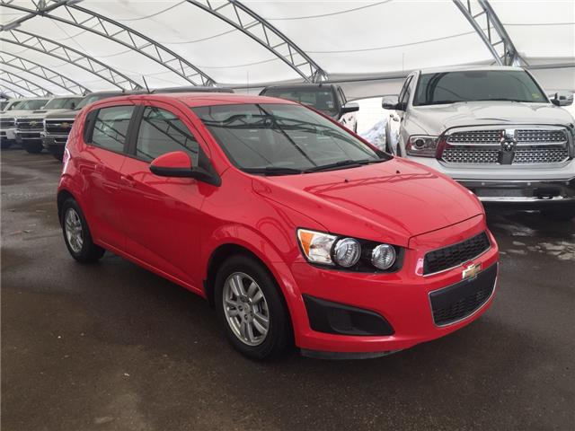 2015 Chevrolet Sonic LS Auto (Stk: 150687) in AIRDRIE - Image 1 of 18