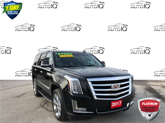 2017 Cadillac Escalade Luxury (Stk: 175464) in Grimsby - Image 1 of 17