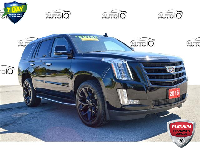 2016 Cadillac Escalade Premium Collection (Stk: M209A) in Grimsby - Image 1 of 22
