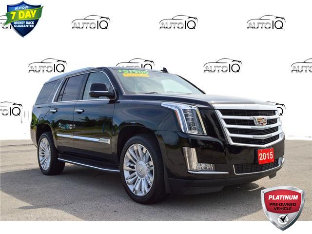 2015 Cadillac Escalade Luxury (Stk: 155199) in Grimsby - Image 1 of 22