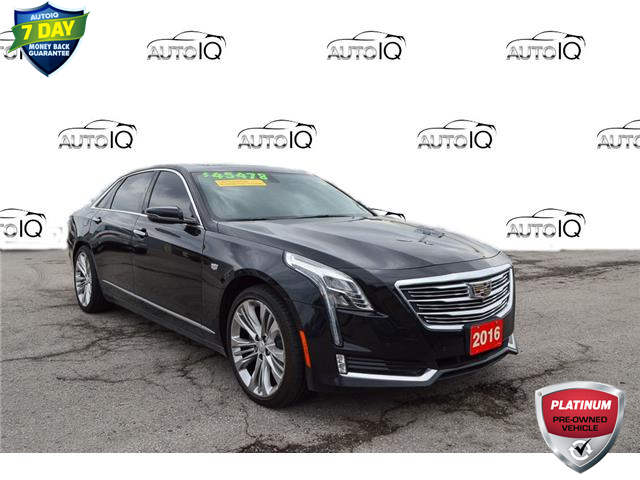 2016 Cadillac CT6 3.0L Twin Turbo Platinum (Stk: 168730) in Grimsby - Image 1 of 20