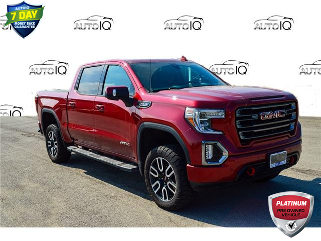 2019 GMC Sierra 1500 AT4 (Stk: 156788A) in Grimsby - Image 1 of 20