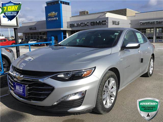 2019 Chevrolet Malibu LT (Stk: K238) in Grimsby - Image 1 of 16