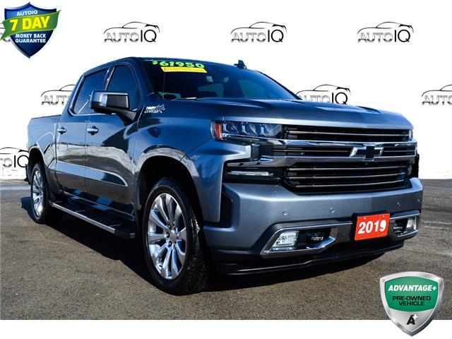 2019 Chevrolet Silverado 1500 High Country Dark Grey