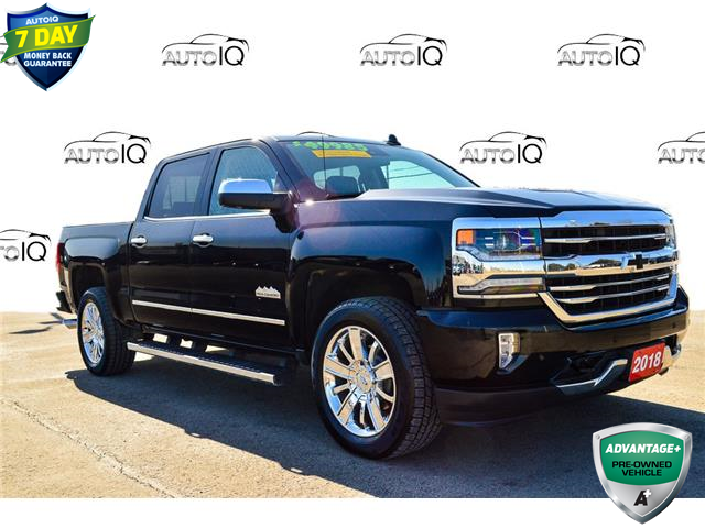 2018 Chevrolet Silverado 1500 High Country (Stk: 183152) in Grimsby - Image 1 of 20