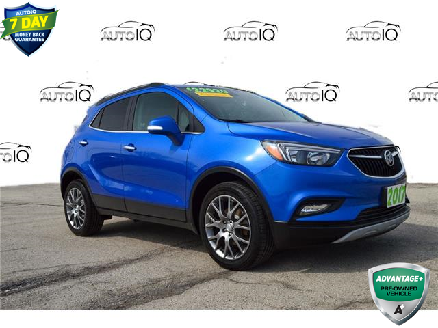 2017 Buick Encore Sport Touring (Stk: 172339) in Grimsby - Image 1 of 19