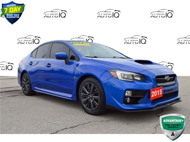 2015 Subaru WRX Sport-tech Package (Stk: 169508AX) in Grimsby - Image 1 of 19