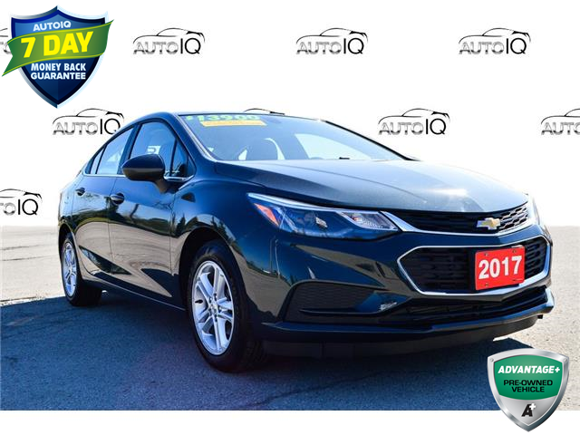 2017 Chevrolet Cruze LT Auto (Stk: 170931X) in Grimsby - Image 1 of 19