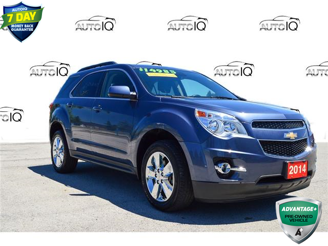 2014 Chevrolet Equinox 2LT (Stk: M052A) in Grimsby - Image 1 of 19