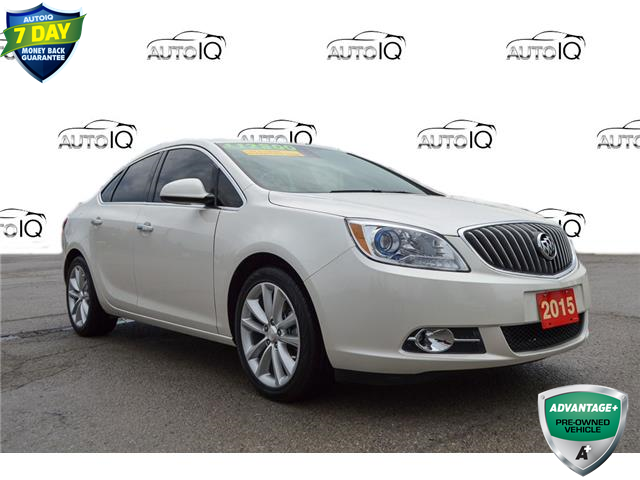 2015 Buick Verano Leather (Stk: 159930X) in Grimsby - Image 1 of 19