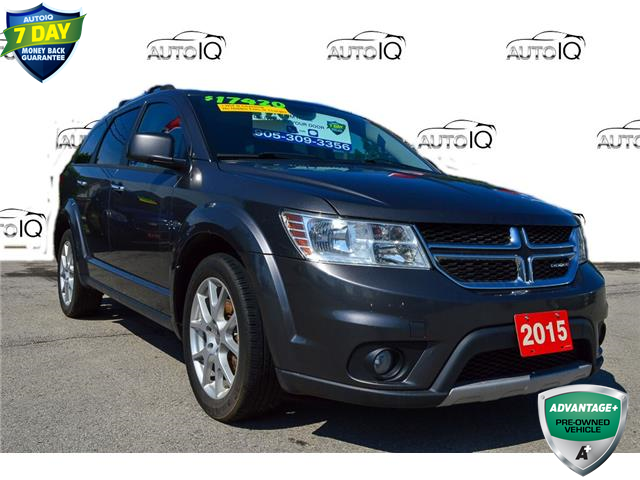 2015 Dodge Journey R/T (Stk: 152156) in Grimsby - Image 1 of 18