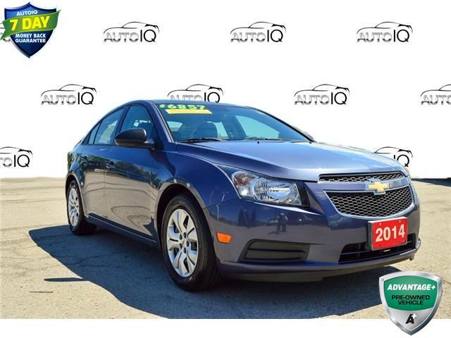 2014 Chevrolet Cruze 2LS (Stk: 196307A) in Grimsby - Image 1 of 18