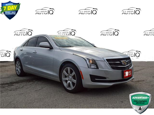 2015 Cadillac ATS 2.5L (Stk: 156951) in Grimsby - Image 1 of 18