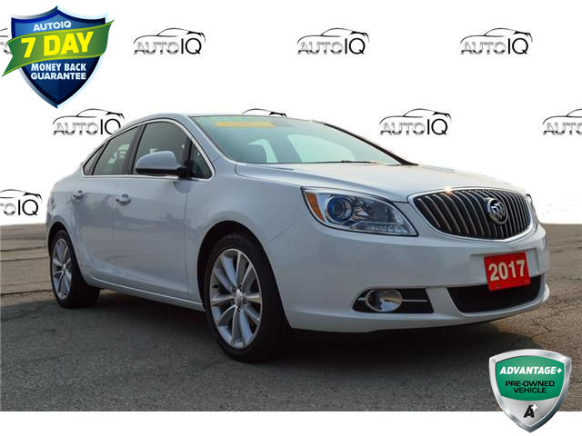 2017 Buick Verano Leather (Stk: M256A) in Grimsby - Image 1 of 19
