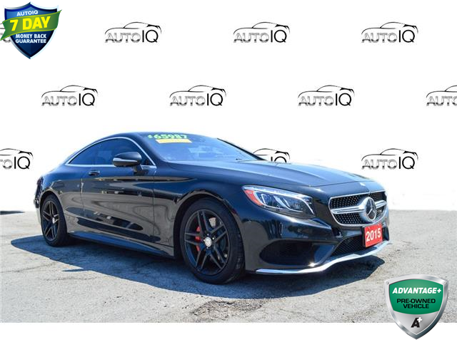 2015 Mercedes-Benz S-Class Base (Stk: M209AB) in Grimsby - Image 1 of 21