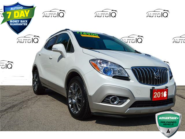 2016 Buick Encore Sport Touring (Stk: M283A) in Grimsby - Image 1 of 20