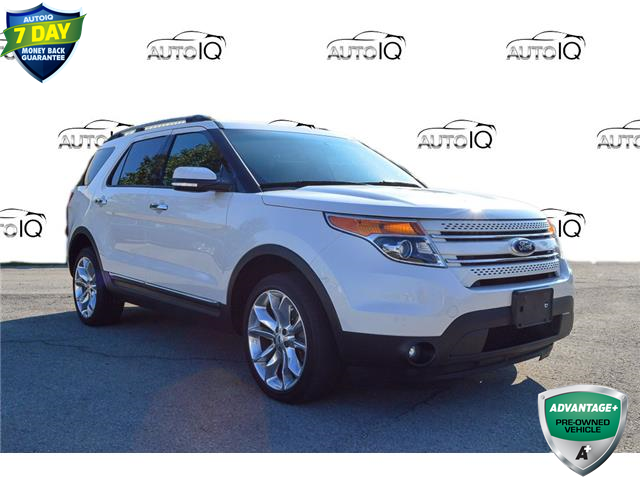 2015 Ford Explorer Limited (Stk: 159802) in Grimsby - Image 1 of 21