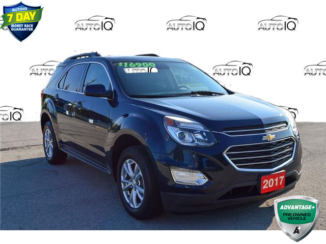 2017 Chevrolet Equinox LT (Stk: M276A) in Grimsby - Image 1 of 19