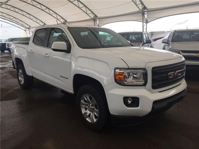 2018 GMC Canyon SLE (Stk: 163722) in AIRDRIE - Image 1 of 20