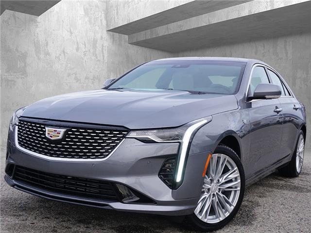 2021 Cadillac CT4 Premium Luxury (Stk: 21-142) in Kelowna - Image 1 of 11