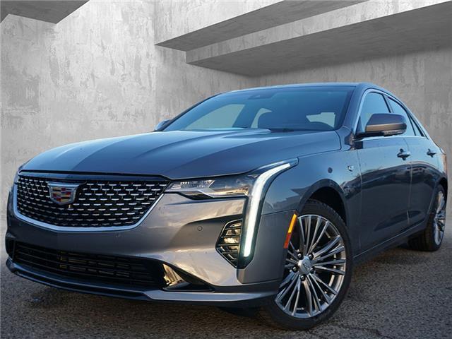 2021 Cadillac CT4 Premium Luxury (Stk: 21-144) in Kelowna - Image 1 of 11