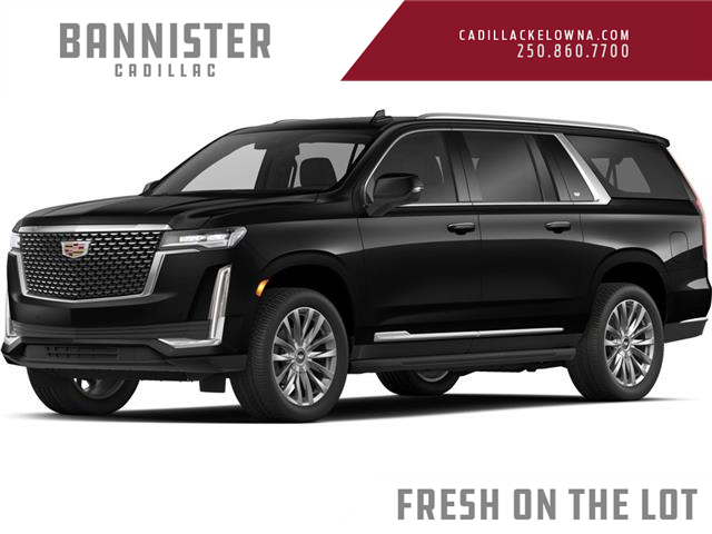 2021 Cadillac Escalade ESV Premium Luxury (Stk: 21-774A) in Kelowna - Image 1 of 2