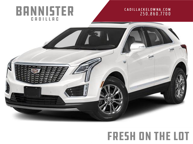 2022 Cadillac XT5 Premium Luxury (Stk: 22-010) in Kelowna - Image 1 of 9