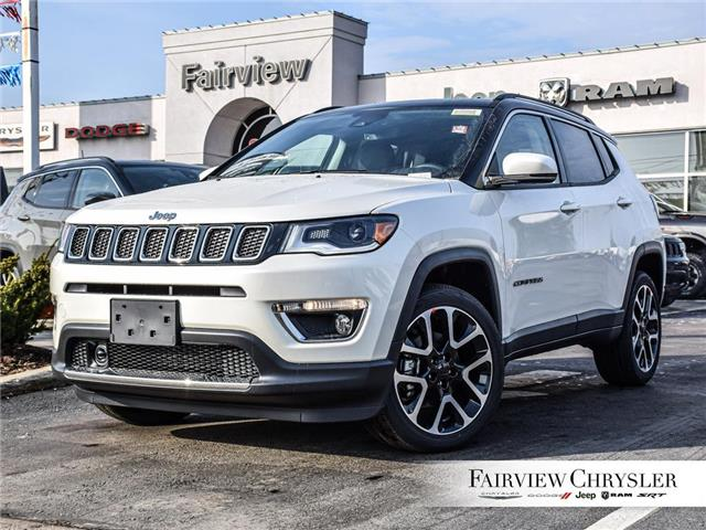 2021 Jeep Compass Limited (Stk: MT140) in Burlington - Image 1 of 29