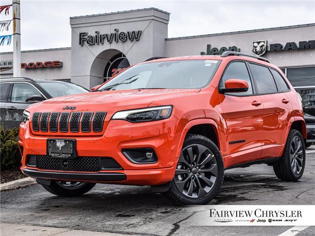 2021 Jeep Cherokee Limited (Stk: MD197) in Burlington - Image 1 of 29